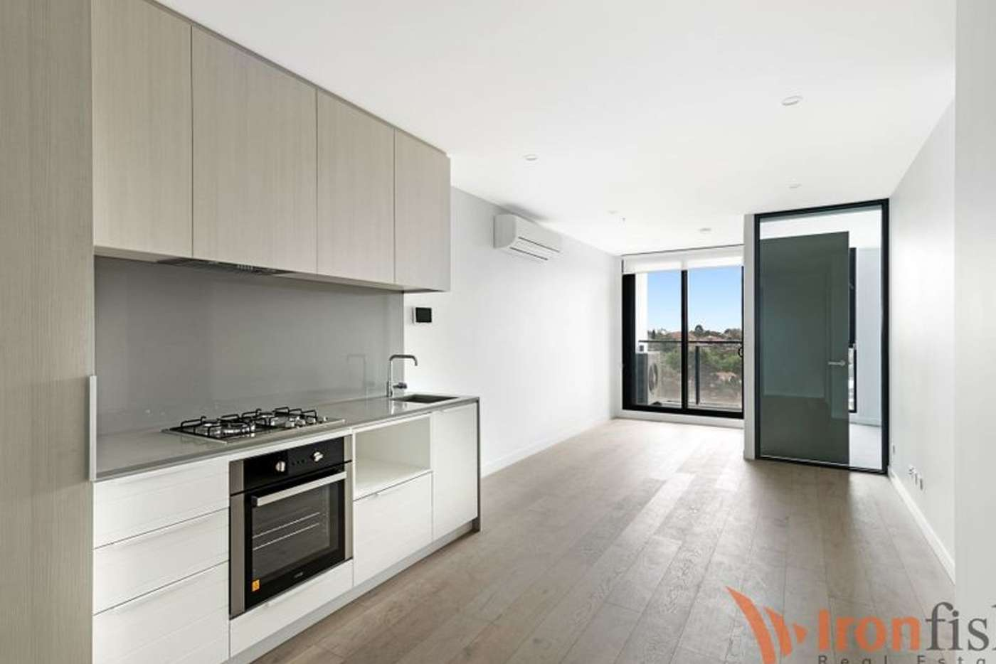 Main view of Homely apartment listing, 1008/91 Galada Avenue, Parkville VIC 3052