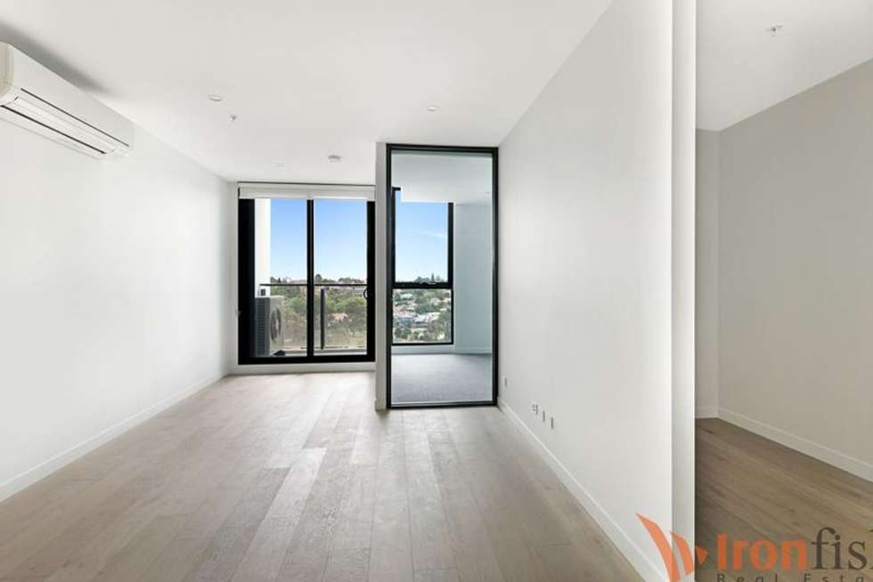 Third view of Homely apartment listing, 1008/91 Galada Avenue, Parkville VIC 3052