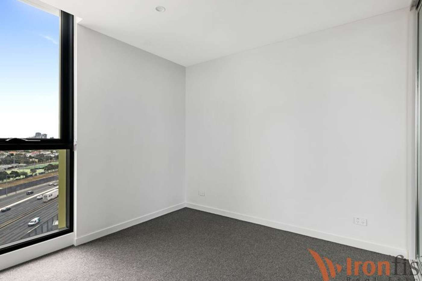 Fifth view of Homely apartment listing, 1008/91 Galada Avenue, Parkville VIC 3052