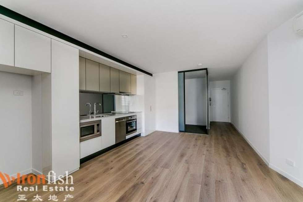 Second view of Homely apartment listing, 3613/33 Rose Lane, Melbourne VIC 3000