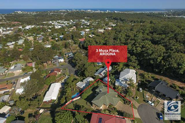 3 Musa Place, Aroona QLD 4551