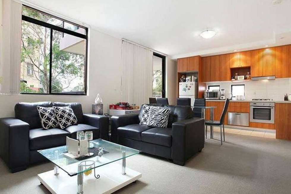 Second view of Homely apartment listing, 2306/32 Orara Street, Waitara NSW 2077