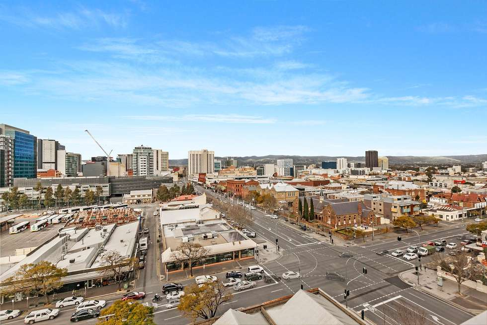 Fifth view of Homely apartment listing, 1701/152-160 Grote Street, Adelaide SA 5000