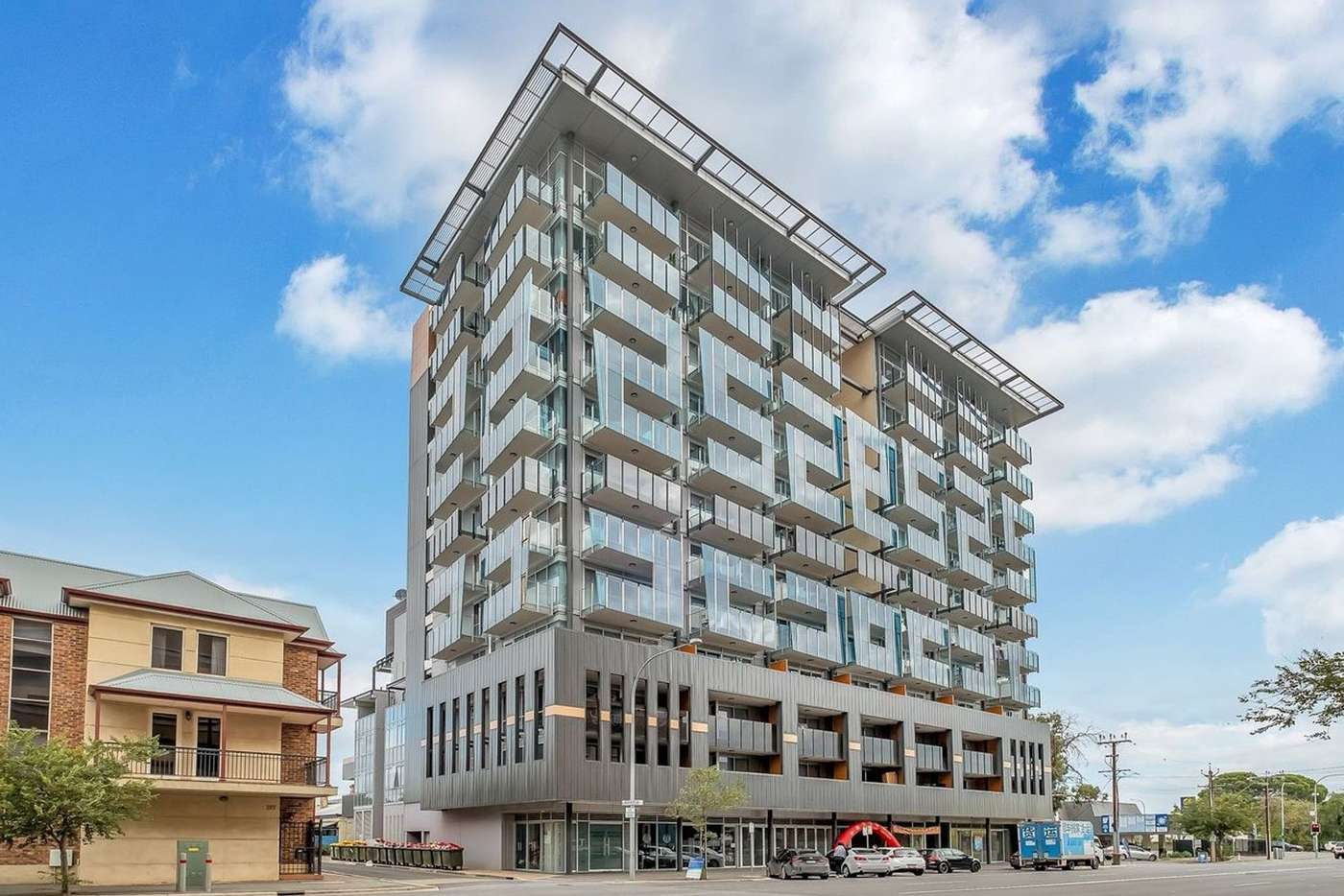 Main view of Homely house listing, 300/271-281 Gouger Street, Adelaide SA 5000