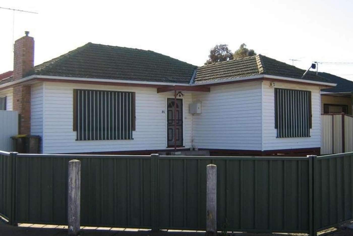 Main view of Homely house listing, 1/46 Sandford Avenue, Sunshine North VIC 3020