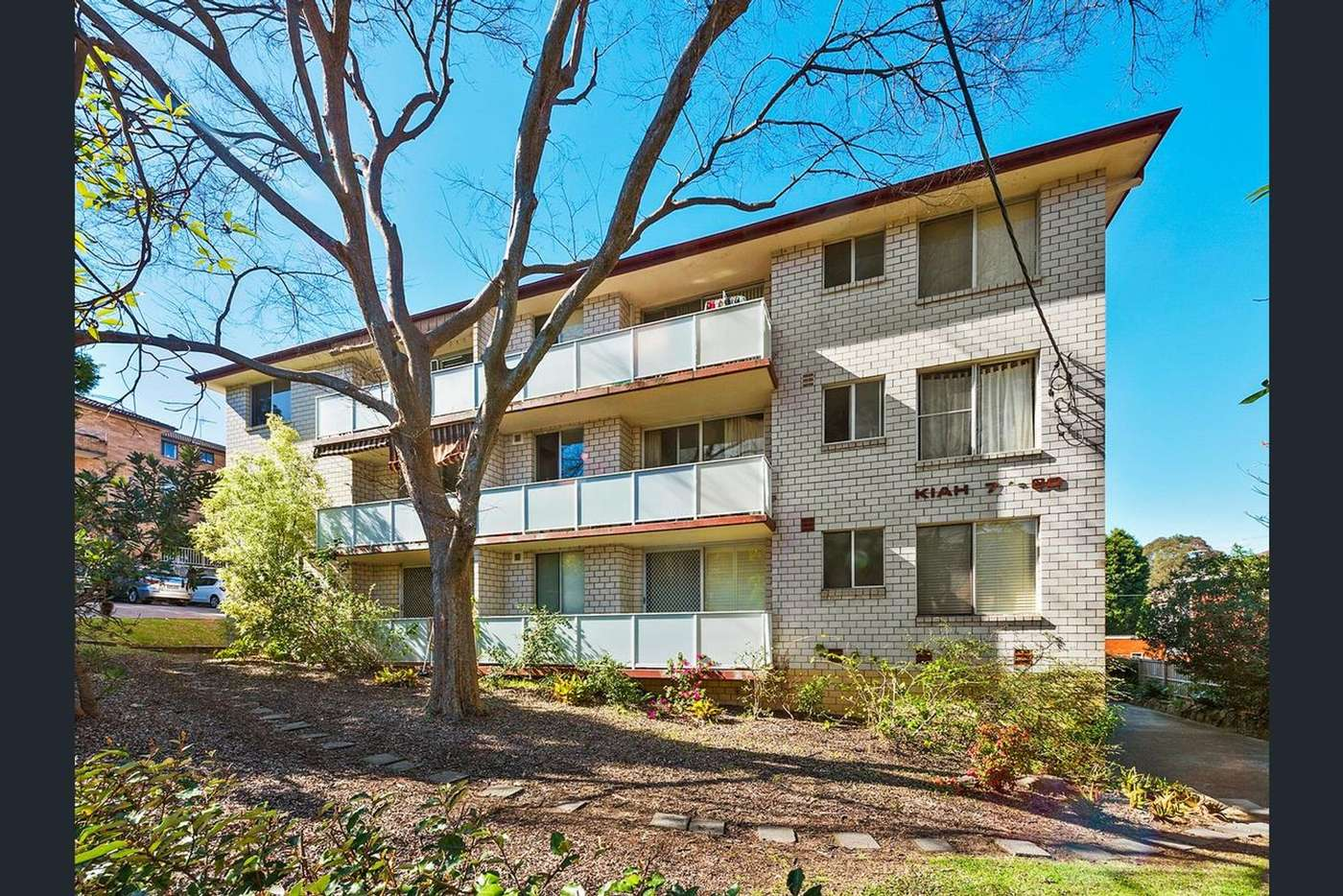 Main view of Homely unit listing, 14/76-80 Hunter Street, Hornsby NSW 2077