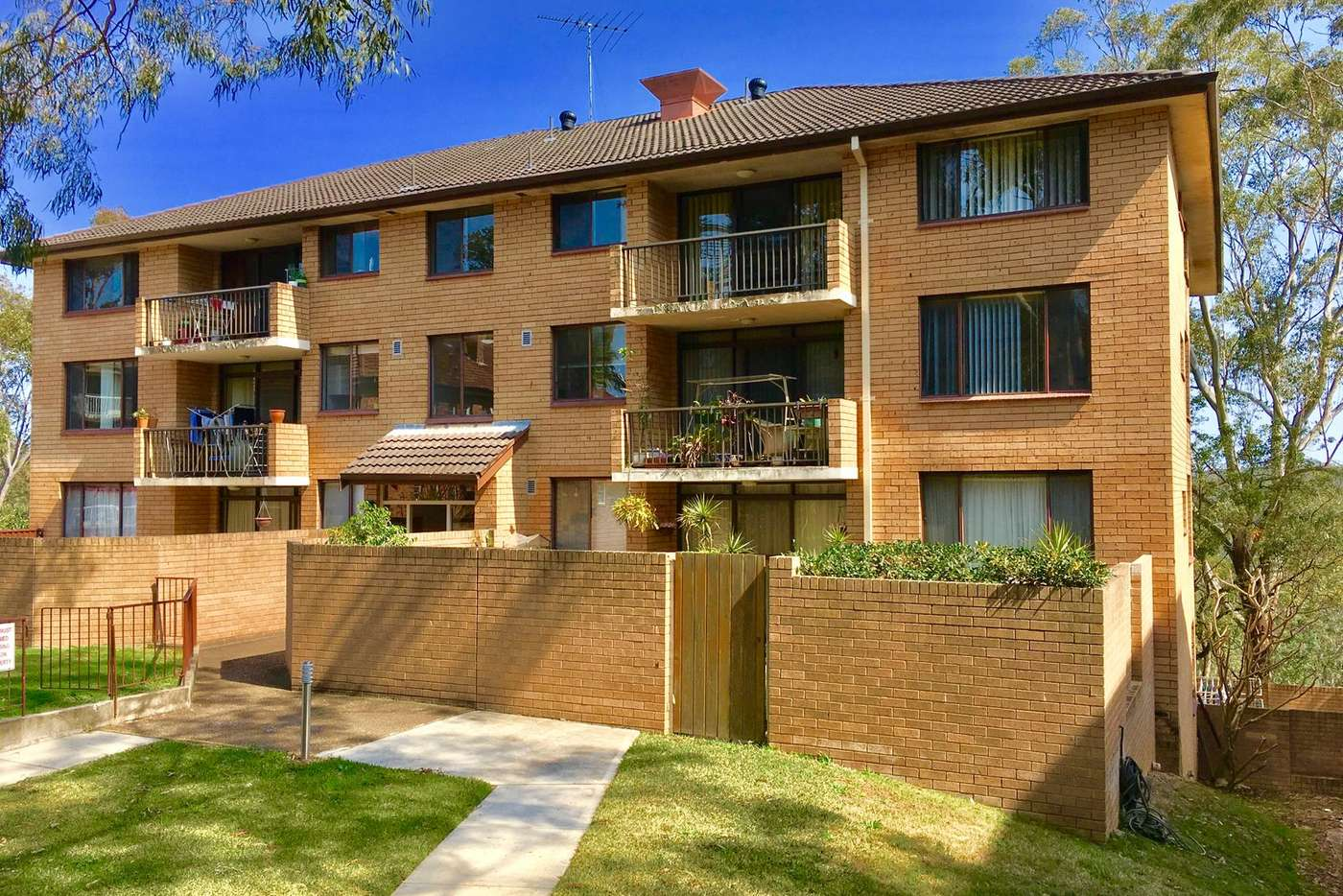 Main view of Homely unit listing, 35/215 Pacific Highway, Hornsby NSW 2077