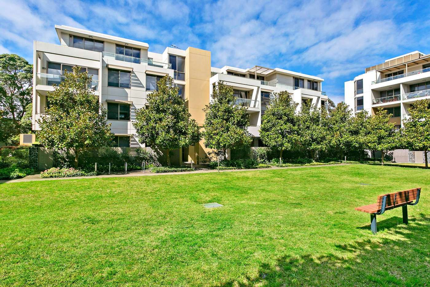 Main view of Homely unit listing, 206/132-138 Killeaton Street, St Ives NSW 2075