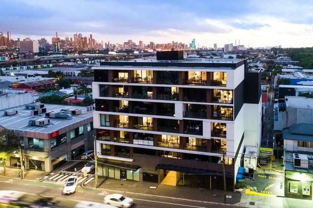 203/255 Racecourse Road, Kensington VIC 3031