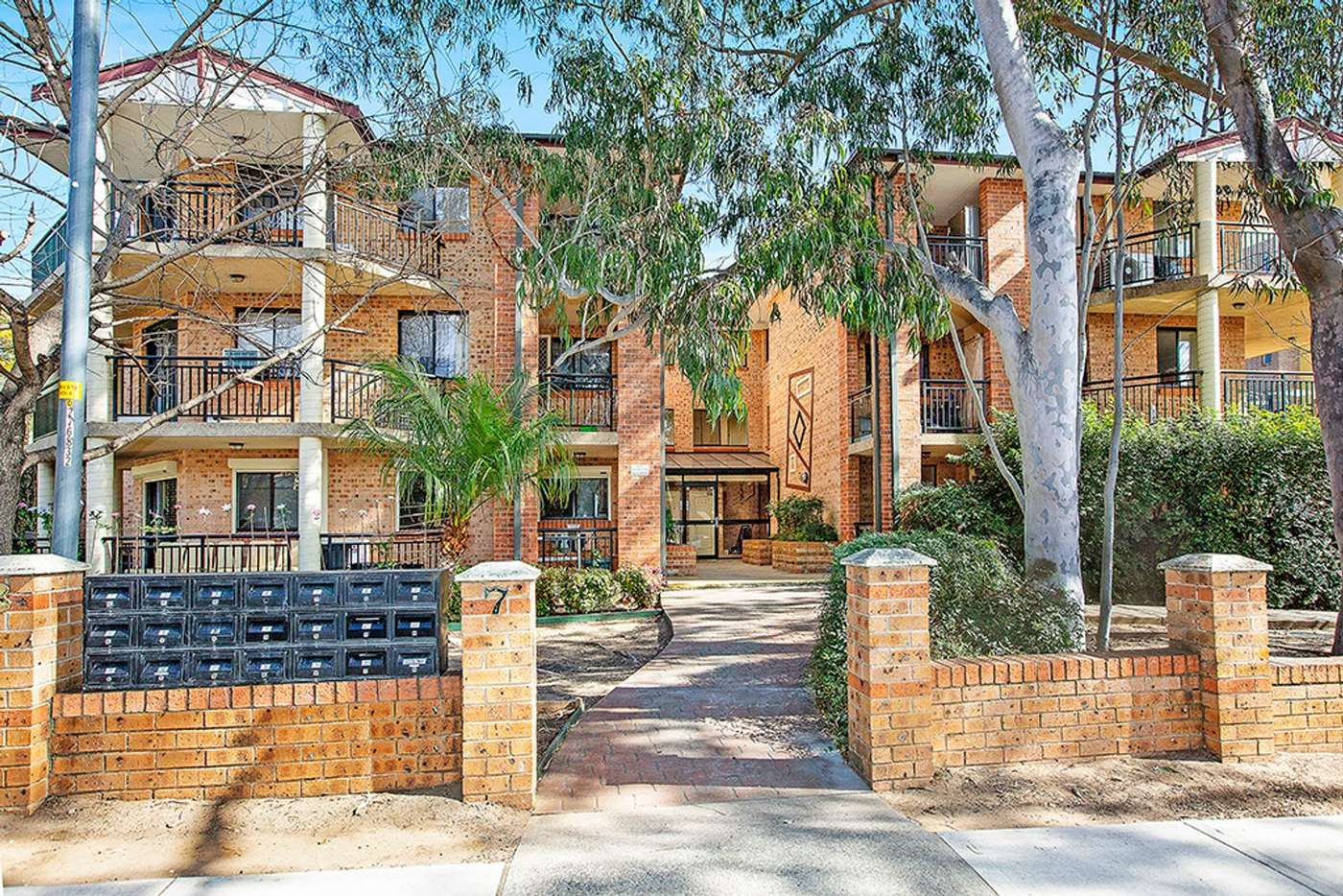 Main view of Homely unit listing, 5/3-7 Addlestone Road, Merrylands NSW 2160