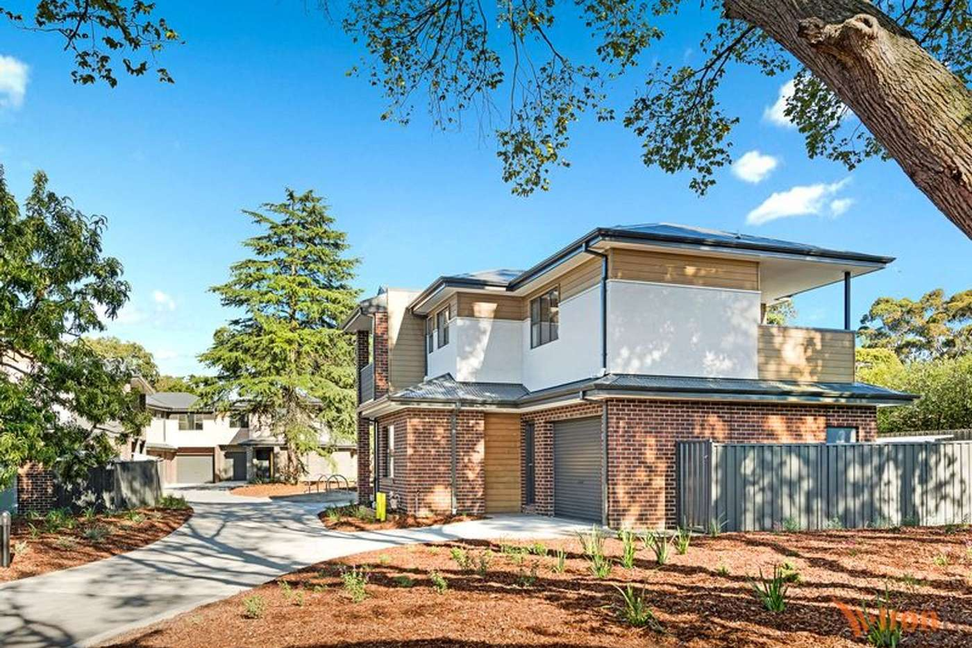 Main view of Homely townhouse listing, 27/520-528 Mitcham Road, Mitcham VIC 3132