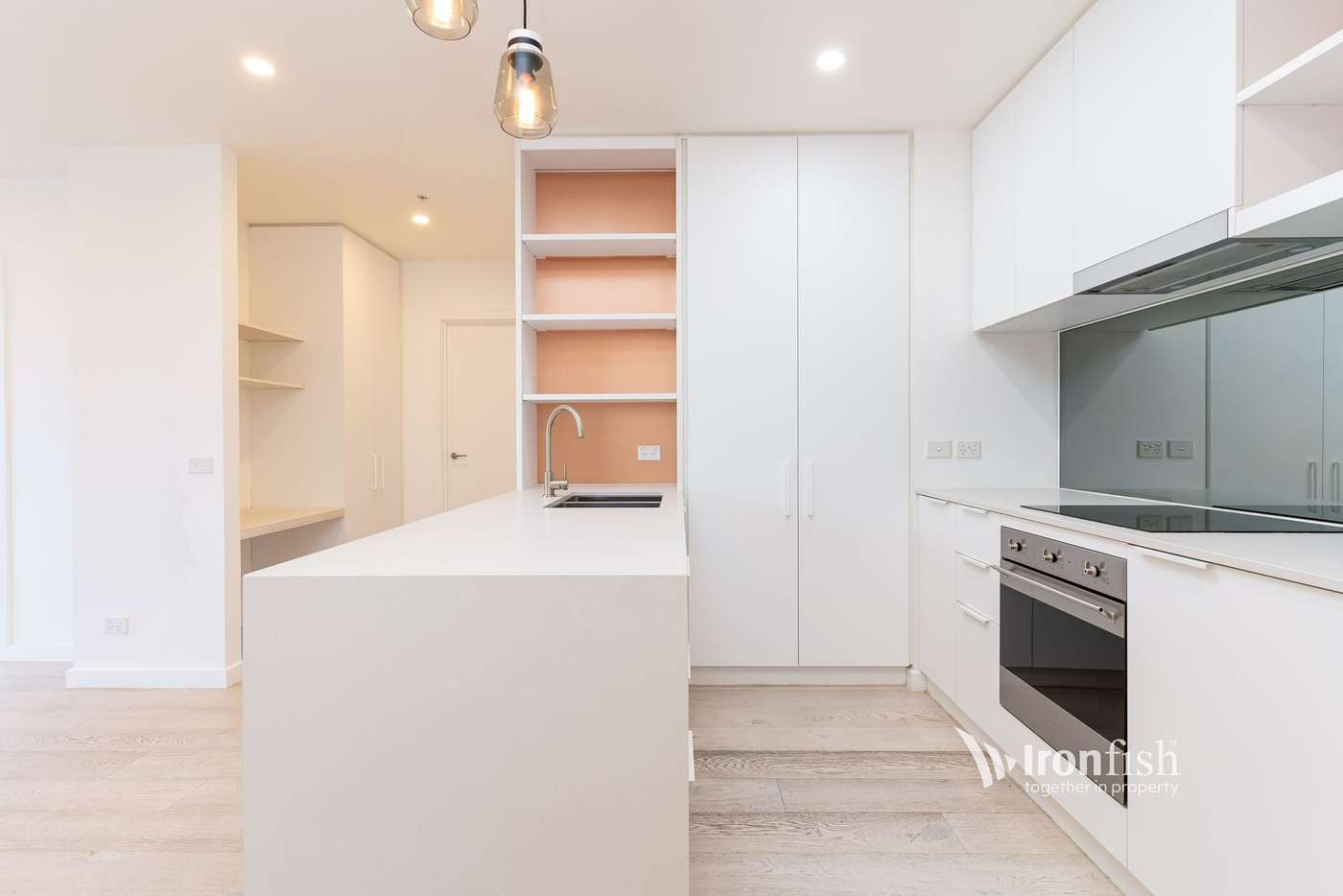 Main view of Homely apartment listing, 901/386 Spencer Street, West Melbourne VIC 3003