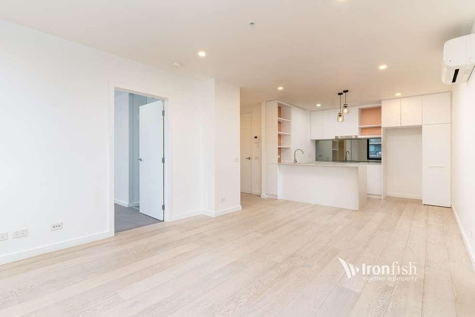 Second view of Homely apartment listing, 901/386 Spencer Street, West Melbourne VIC 3003