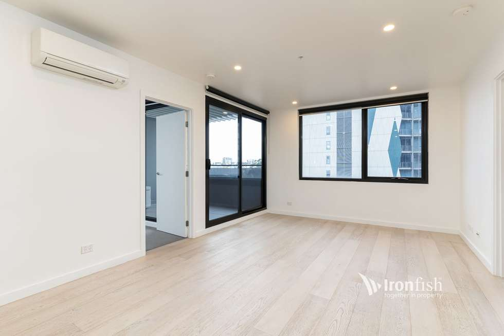 Third view of Homely apartment listing, 901/386 Spencer Street, West Melbourne VIC 3003