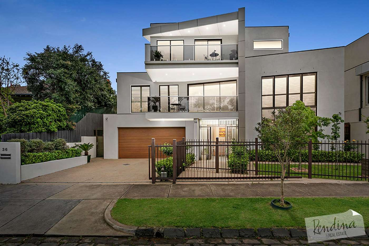 Main view of Homely house listing, 36 Scott Street, Essendon VIC 3040
