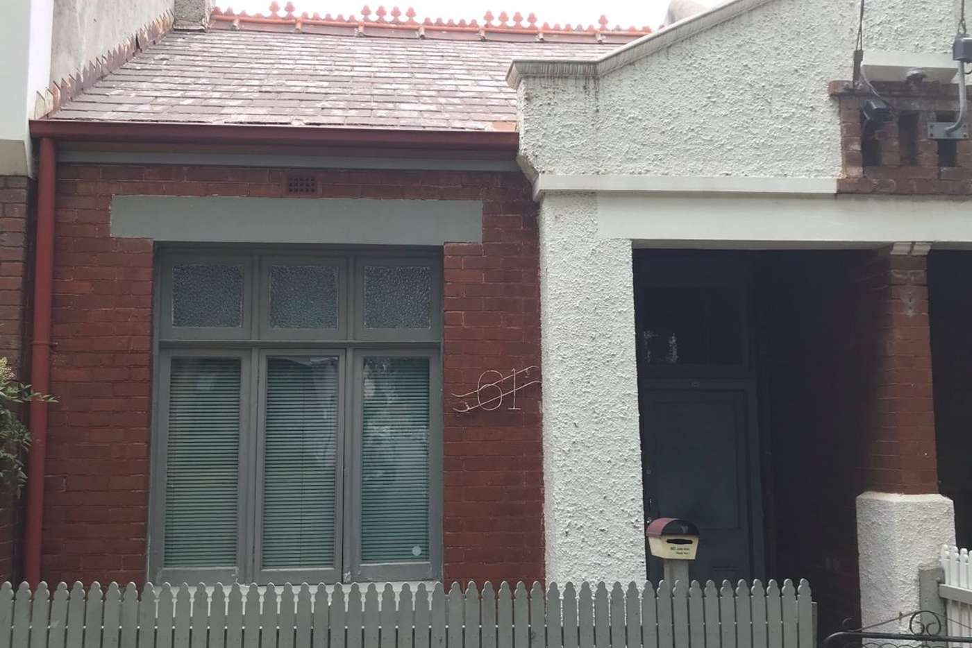 Main view of Homely house listing, 61 Canning Street, North Melbourne VIC 3051