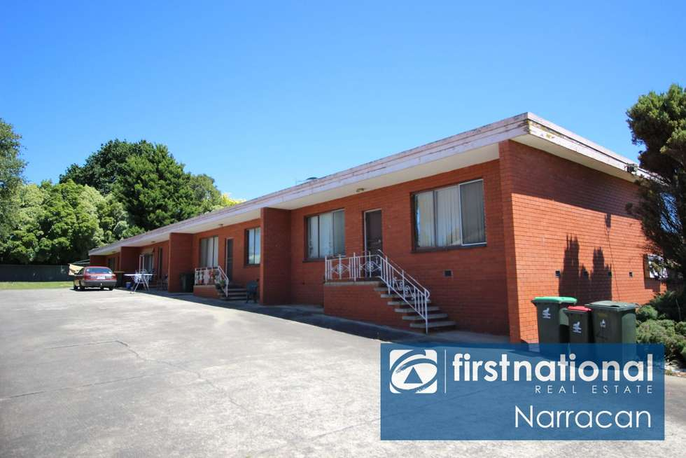 Second view of Homely unit listing, 1-4 54 Chamberlain Road, Newborough VIC 3825