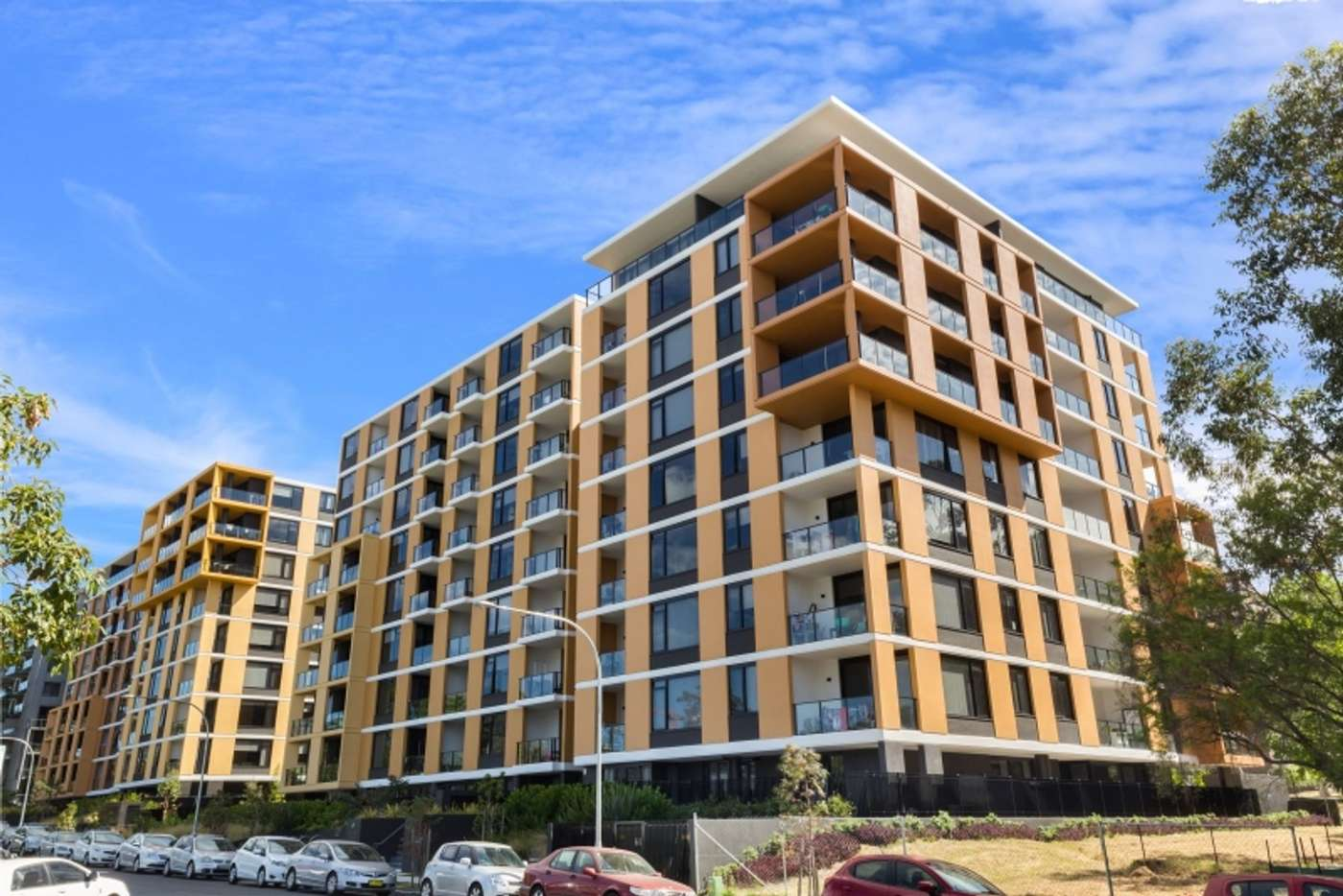 Main view of Homely apartment listing, 406/21-37 Waitara Avenue, Waitara NSW 2077