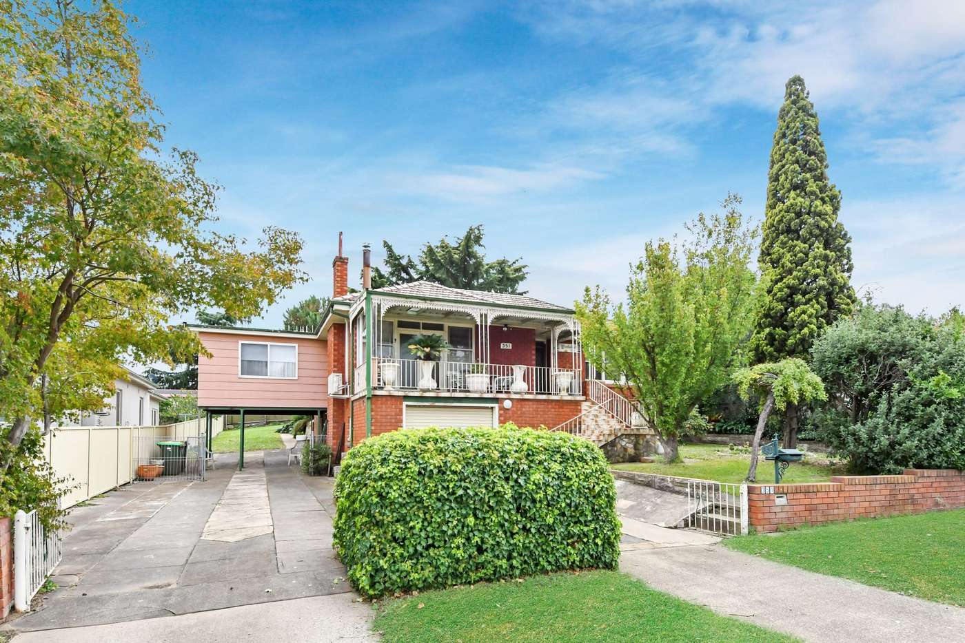 Main view of Homely house listing, 351 Stewart Street, Bathurst NSW 2795