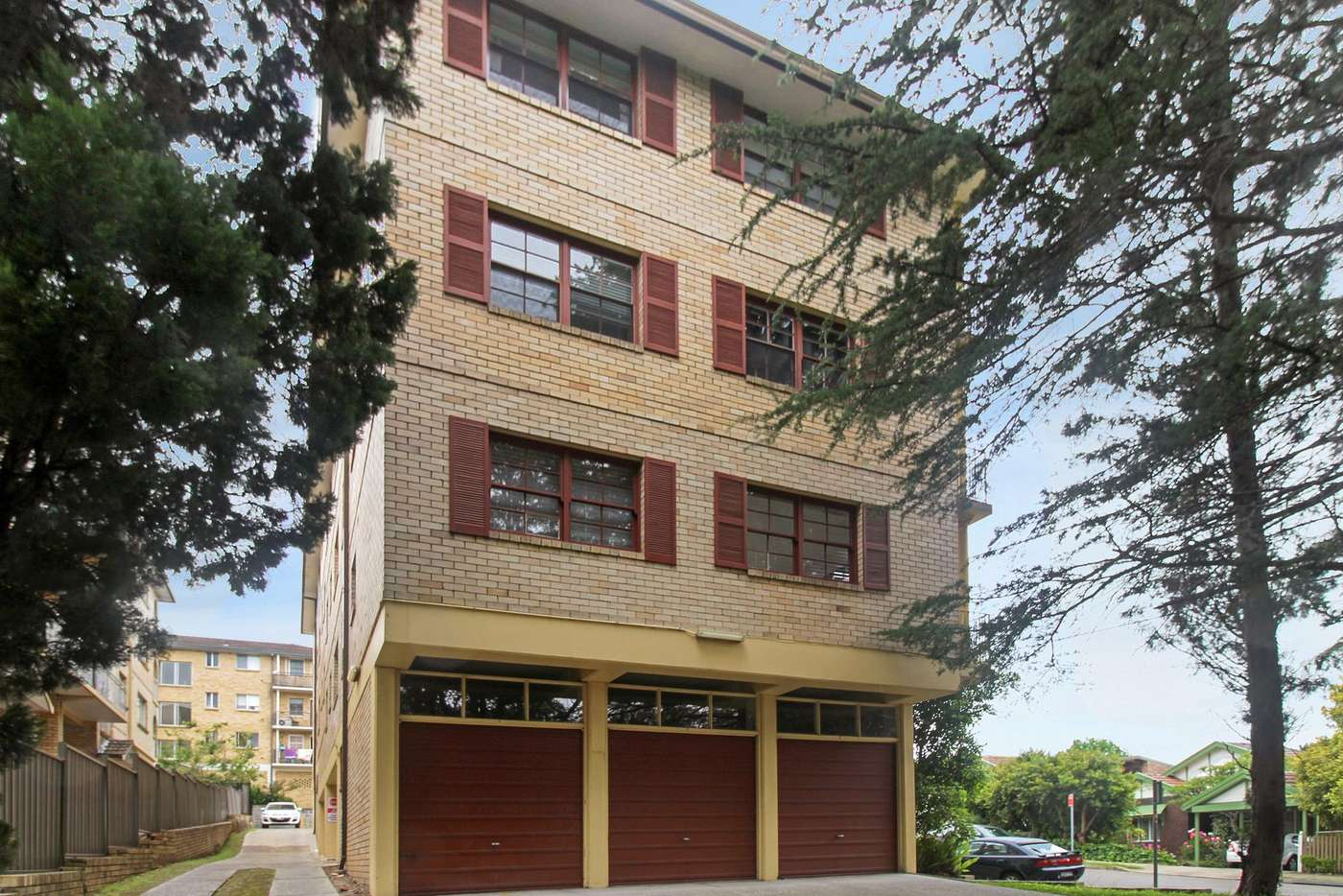 Main view of Homely unit listing, 8/14 Pearson Street, Gladesville NSW 2111