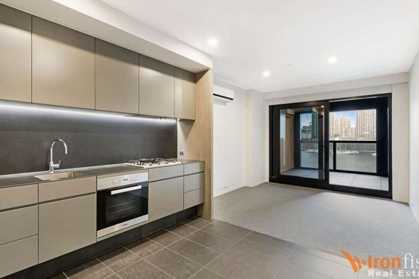 Main view of Homely apartment listing, Level08/8 Pearl River Road, Docklands VIC 3008
