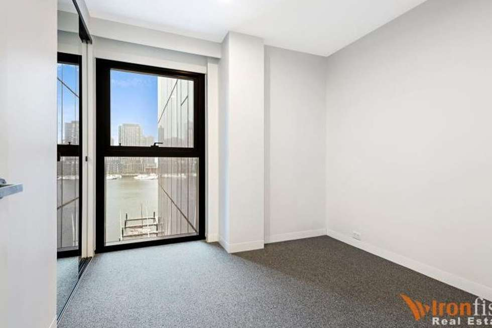 Fourth view of Homely apartment listing, Level08/8 Pearl River Road, Docklands VIC 3008