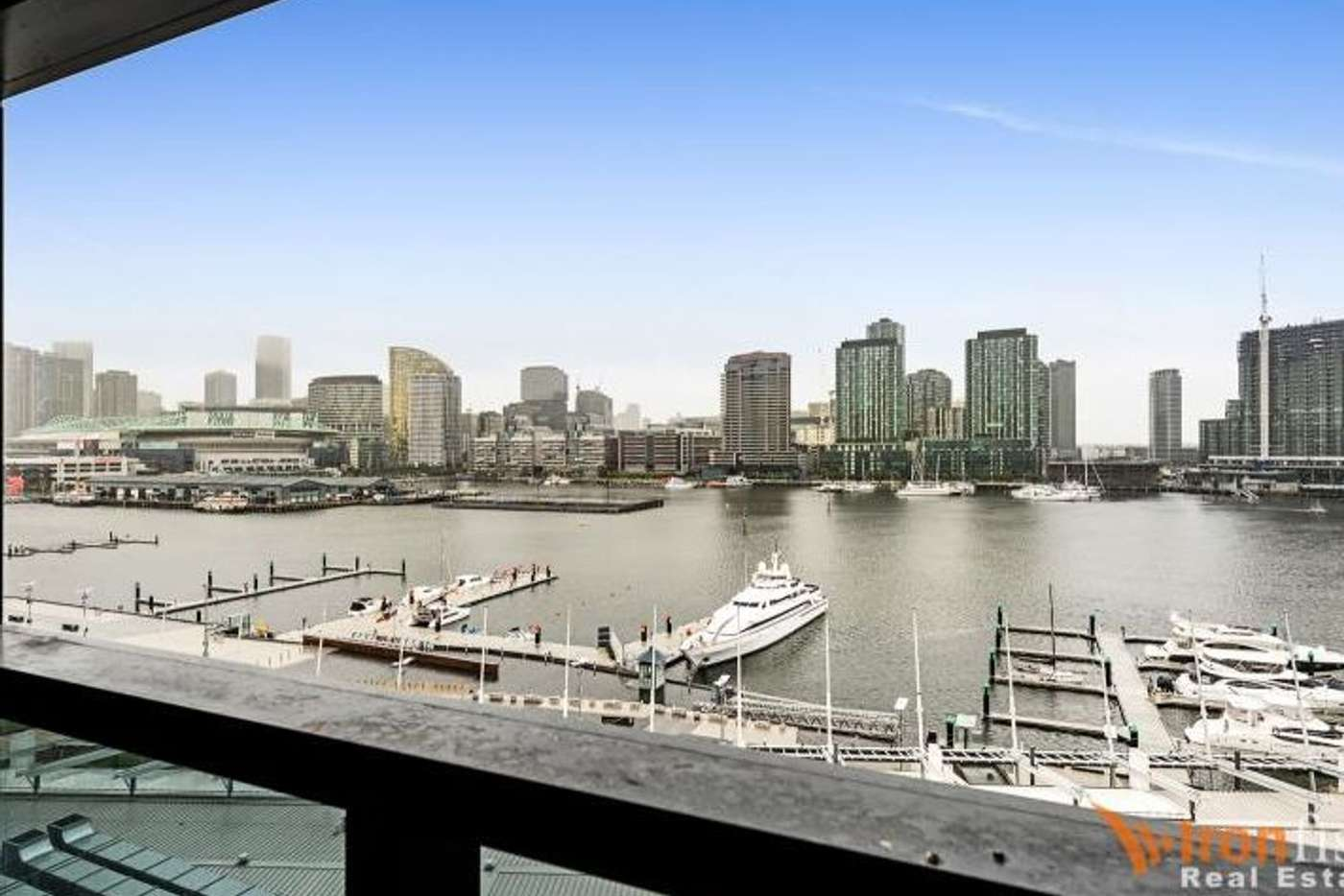 Sixth view of Homely apartment listing, Level08/8 Pearl River Road, Docklands VIC 3008