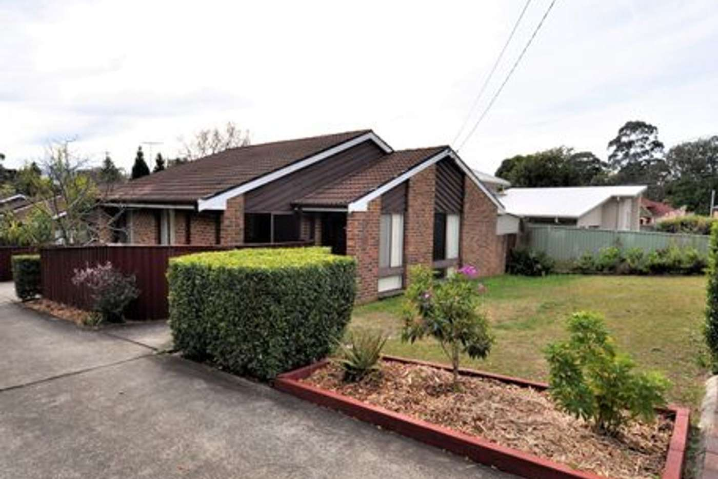 Main view of Homely villa listing, 2/26 Third Ave, Eastwood NSW 2122