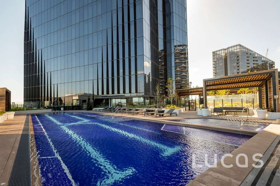 Fourth view of Homely apartment listing, 1214/8 Pearl River Road, Docklands VIC 3008
