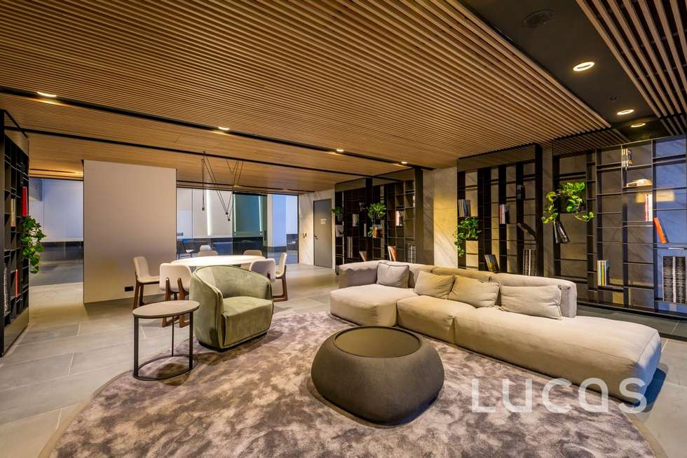 Fifth view of Homely apartment listing, 1214/8 Pearl River Road, Docklands VIC 3008