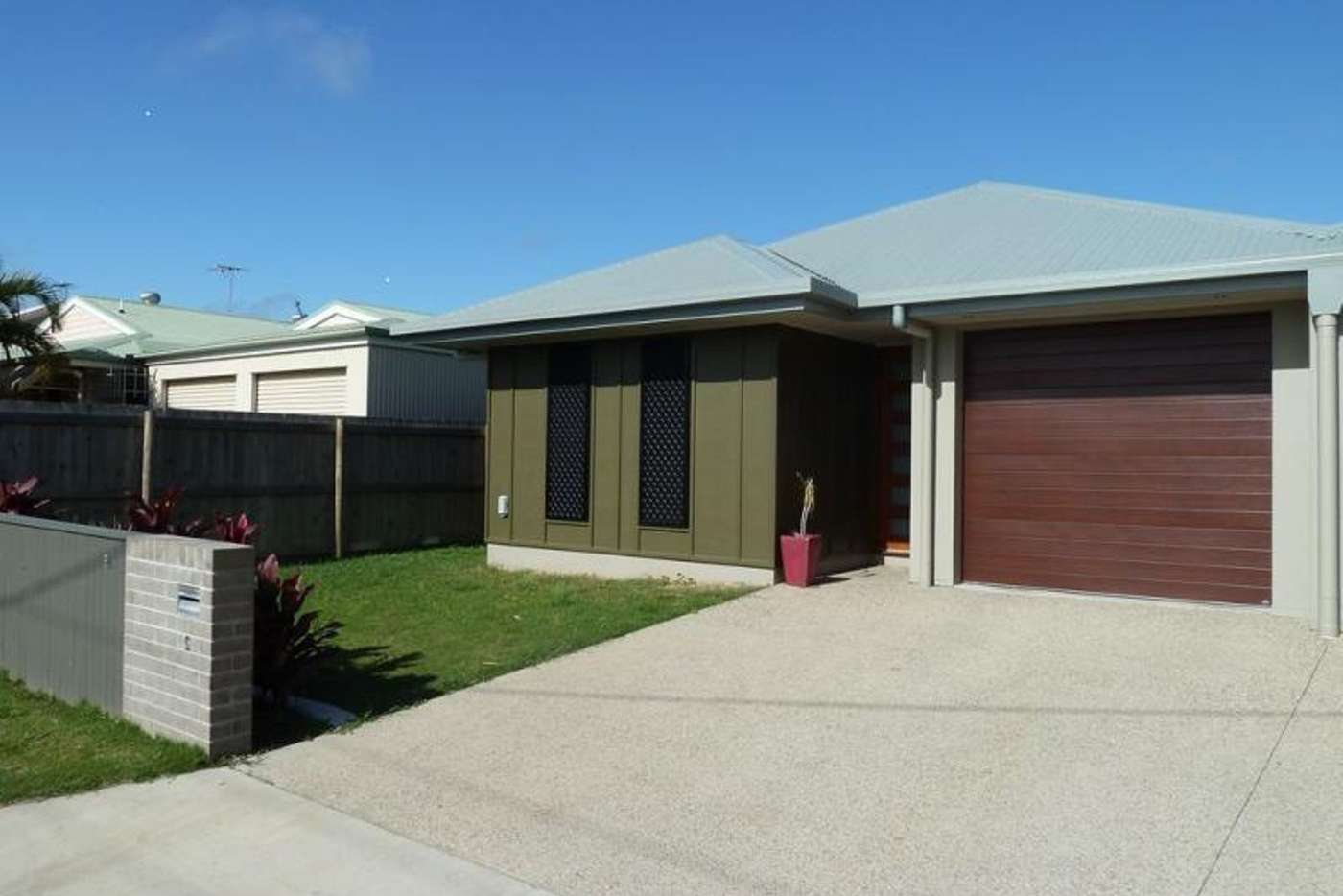 Main view of Homely unit listing, 1/39 Mary Street, West Mackay QLD 4740