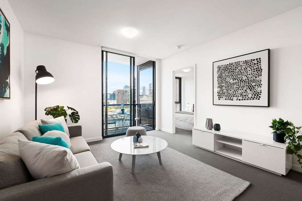 Second view of Homely apartment listing, 906/8 Marmion Place, Docklands VIC 3008