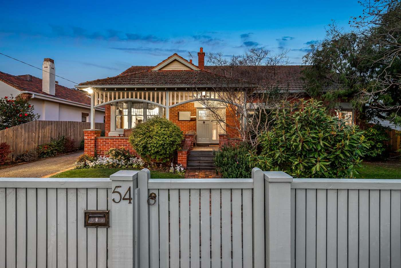 Main view of Homely house listing, 54 Highfield Road, Canterbury VIC 3126