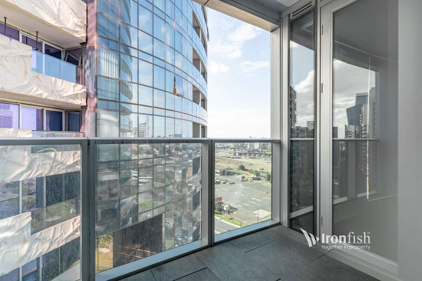 Sixth view of Homely apartment listing, Level15/231 Harbour Esplanade, Docklands VIC 3008
