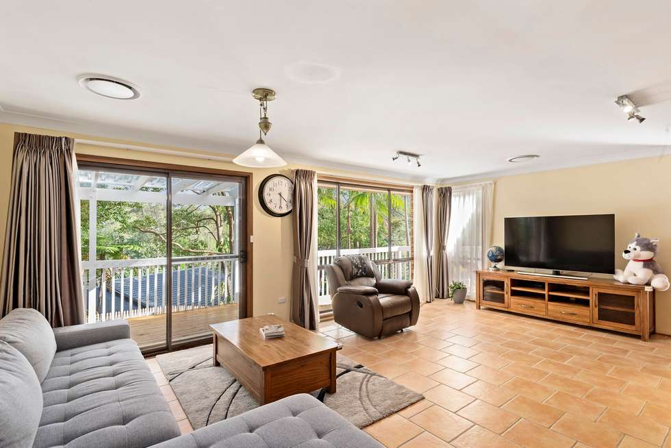 Second view of Homely house listing, 3 Nadene Place, Pymble NSW 2073