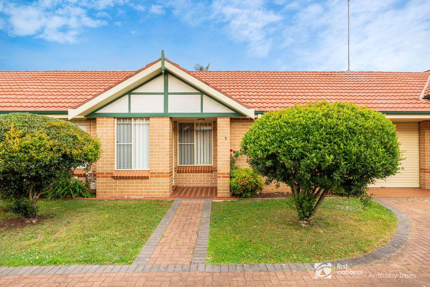 Main view of Homely villa listing, 5/7 Corunna Road, Eastwood NSW 2122