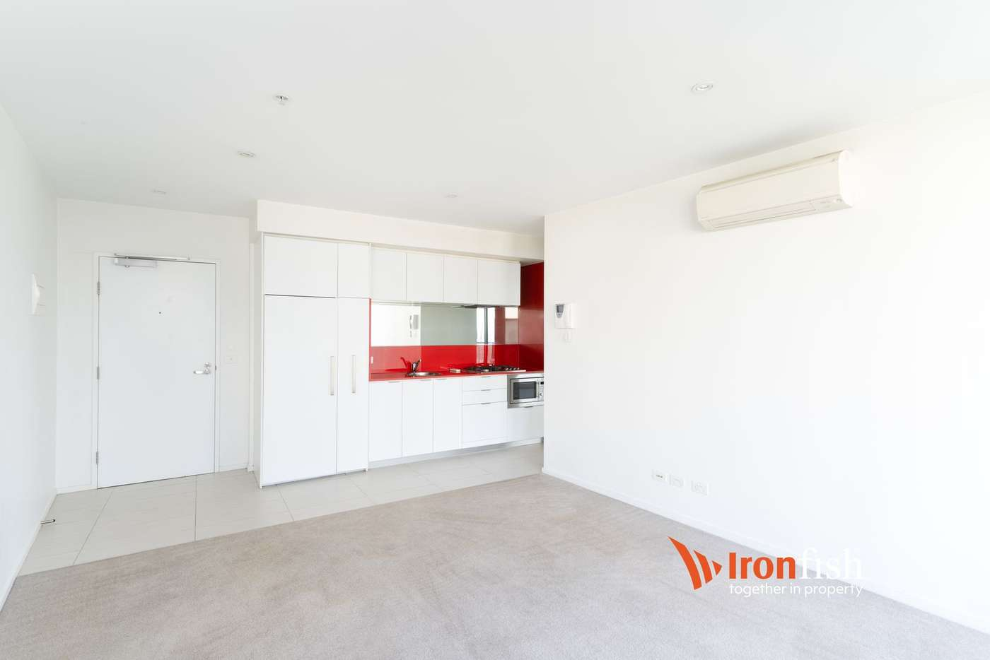 Main view of Homely apartment listing, 1804/46-50 Haig Street, Southbank VIC 3006