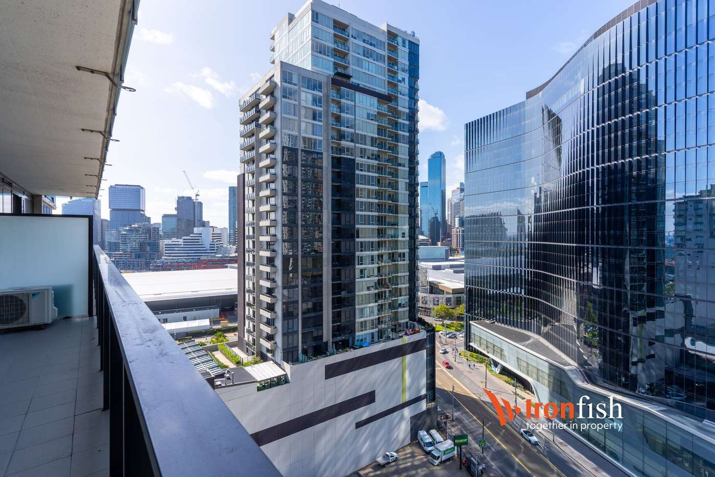 Sixth view of Homely apartment listing, 1804/46-50 Haig Street, Southbank VIC 3006