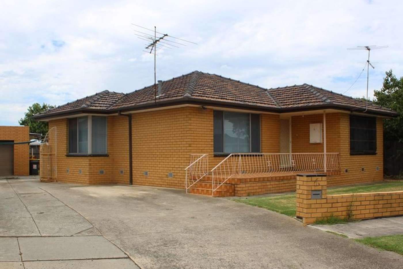 Main view of Homely house listing, 6 Dalpura Drive, Sunshine West VIC 3020