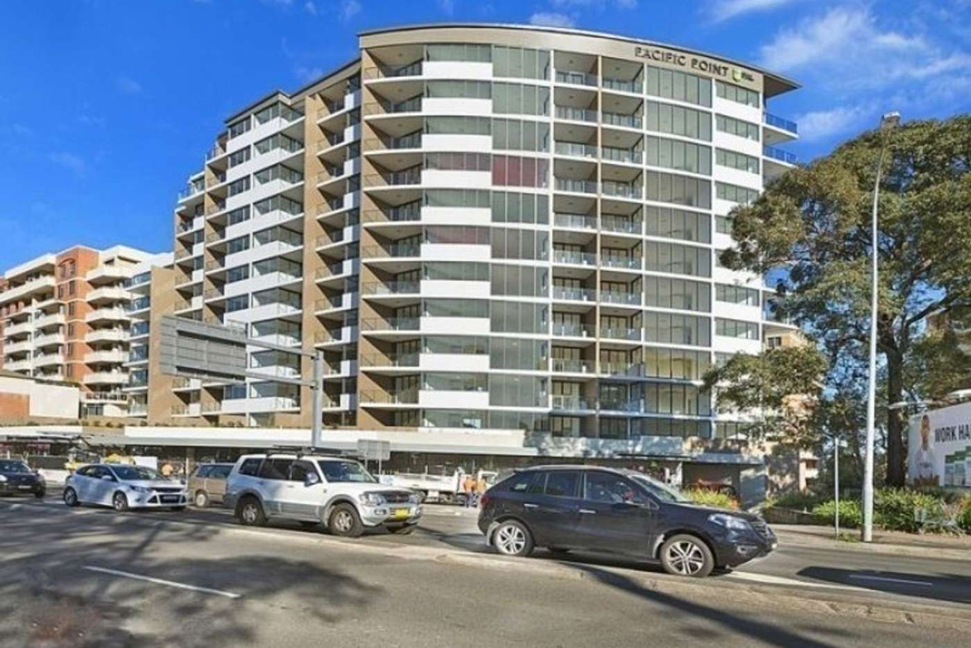 Main view of Homely apartment listing, 502/135-137 Pacific Highway, Hornsby NSW 2077