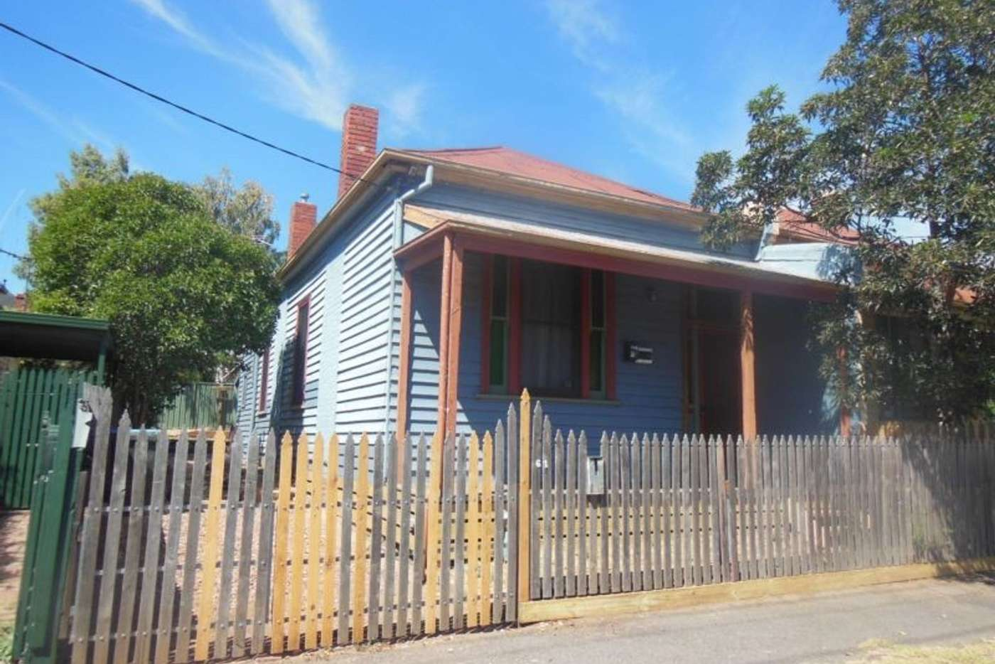 Main view of Homely house listing, 61 Gladstone Street, Bendigo VIC 3550