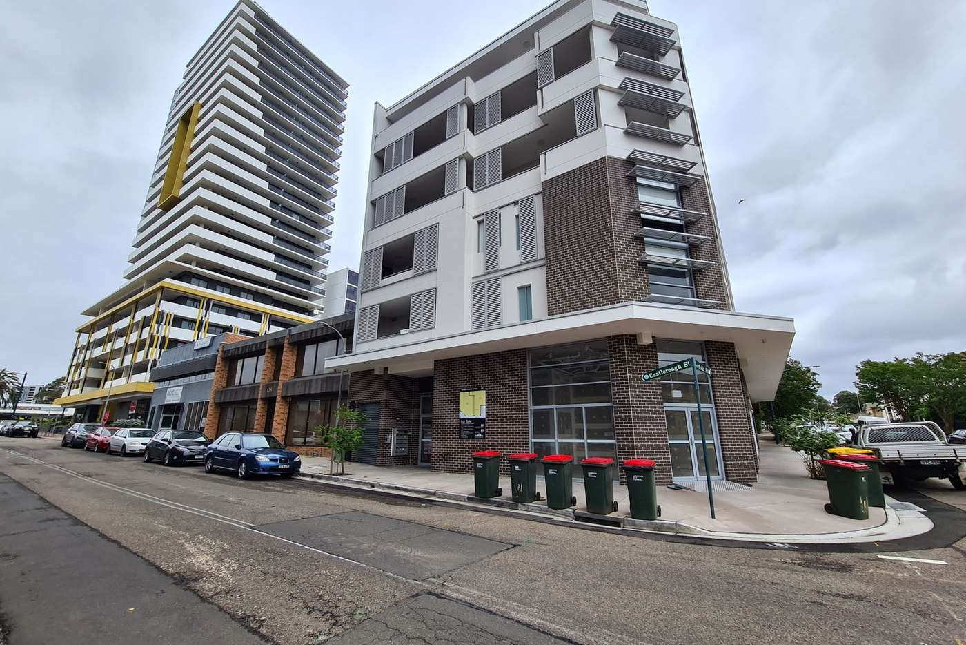 Main view of Homely apartment listing, 301/123 Castlereagh Street, Liverpool NSW 2170
