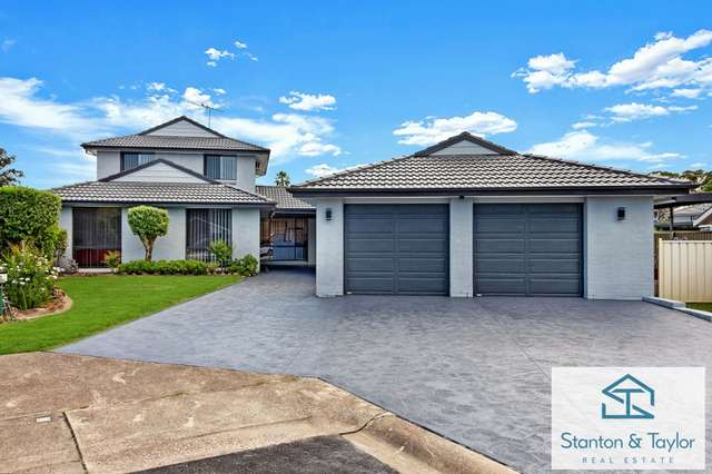 6 Endgate Glen, Werrington Downs NSW 2747