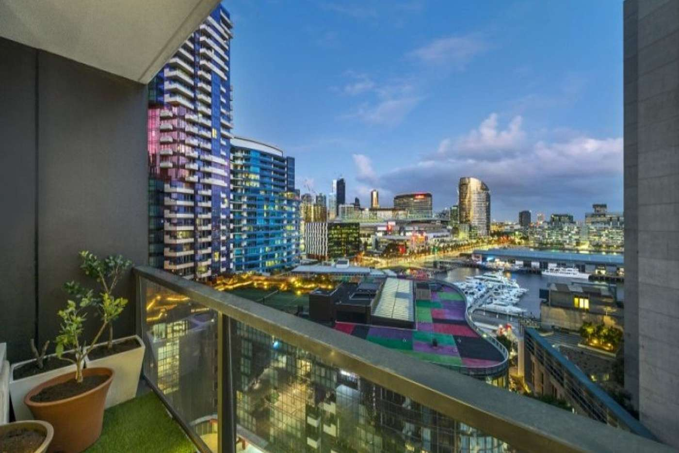 Fifth view of Homely apartment listing, 1602/8 Marmion Place, Docklands VIC 3008