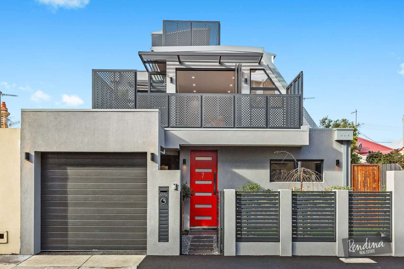 Main view of Homely townhouse listing, 7 Lord Street, Richmond VIC 3121