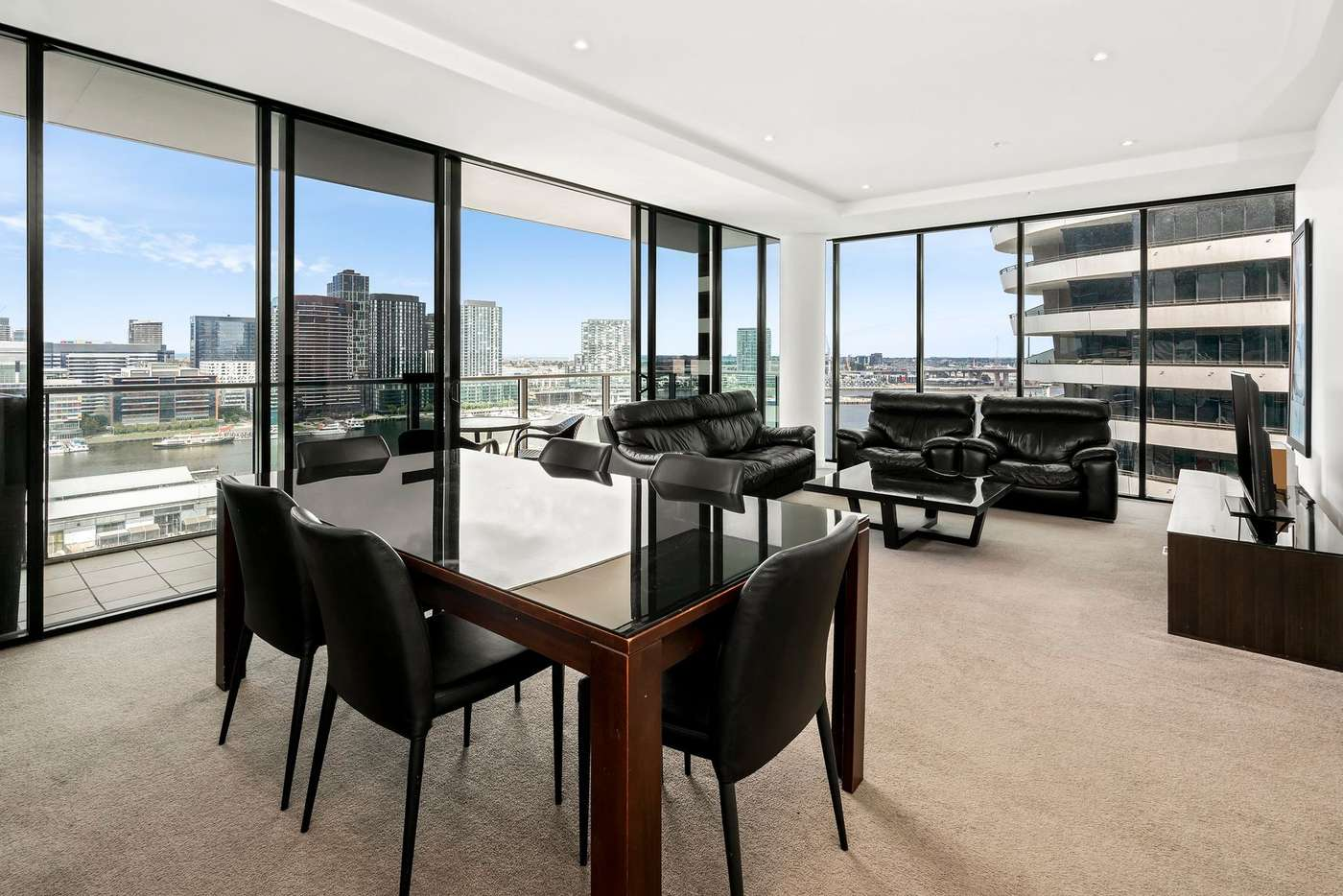 Main view of Homely apartment listing, 1702/5 Caravel Lane, Docklands VIC 3008