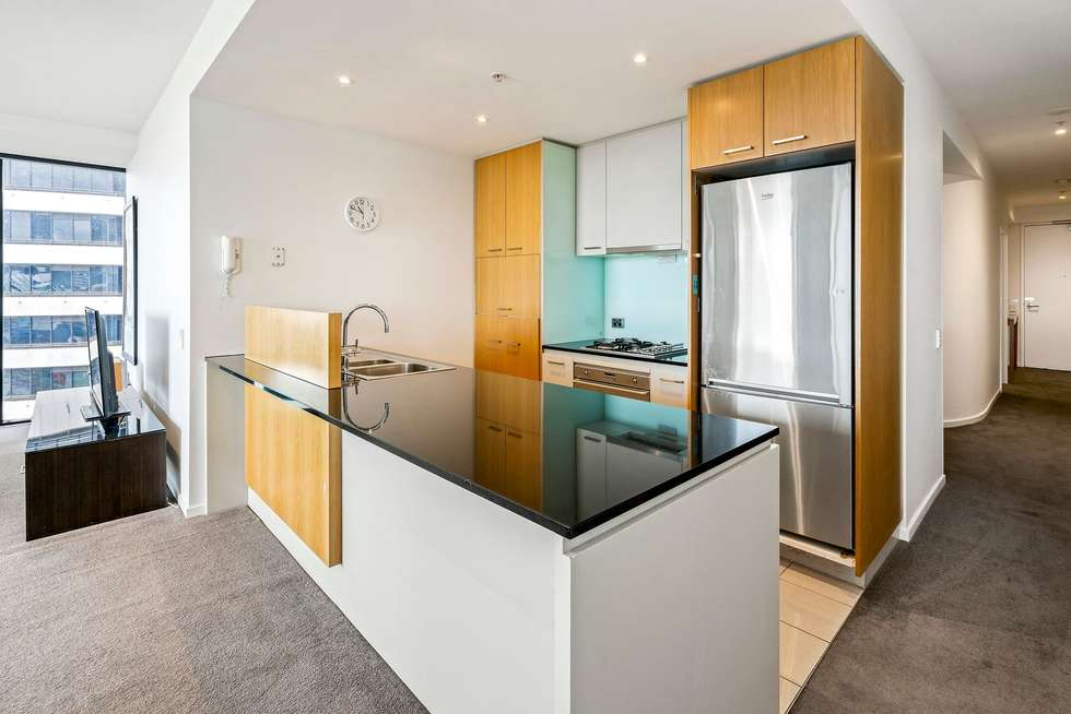 Second view of Homely apartment listing, 1702/5 Caravel Lane, Docklands VIC 3008