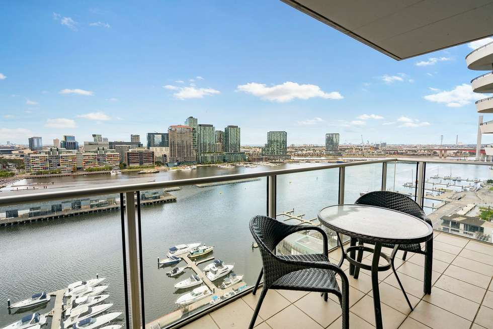 Fourth view of Homely apartment listing, 1702/5 Caravel Lane, Docklands VIC 3008