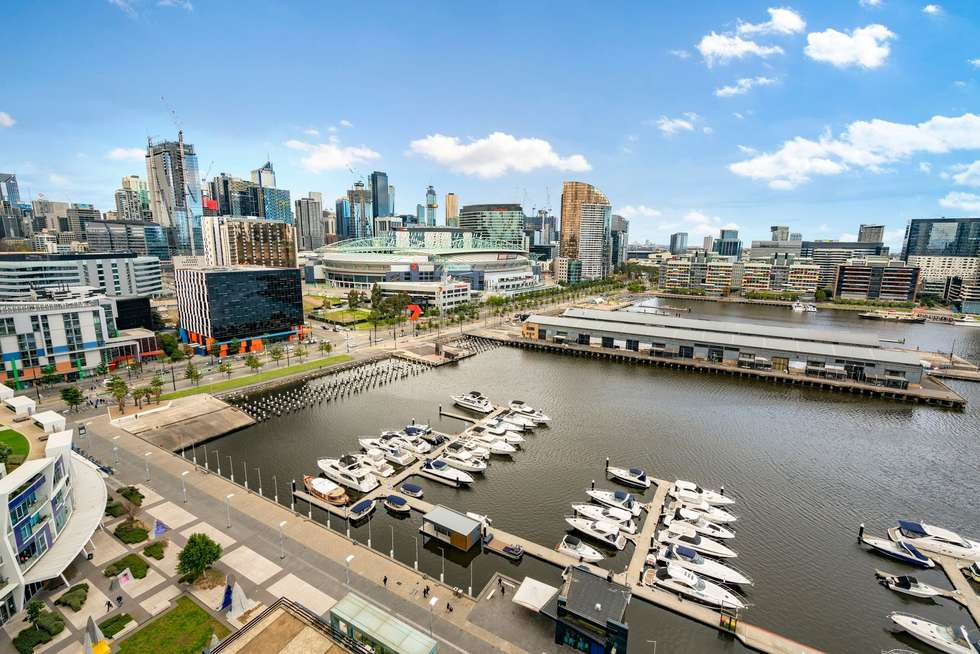 Fifth view of Homely apartment listing, 1702/5 Caravel Lane, Docklands VIC 3008