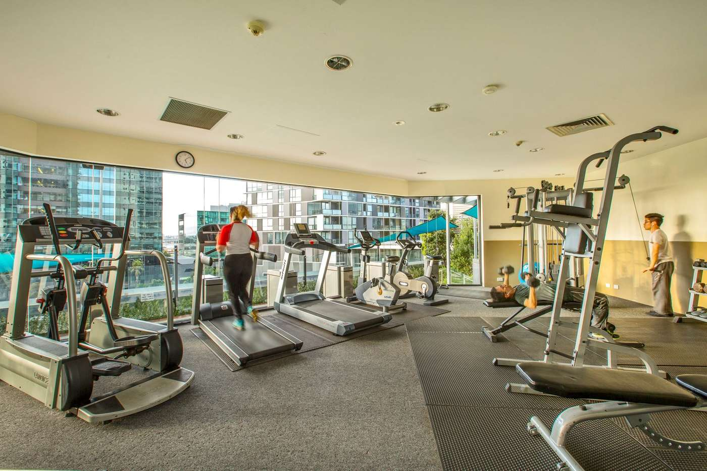 Sixth view of Homely apartment listing, 1702/5 Caravel Lane, Docklands VIC 3008